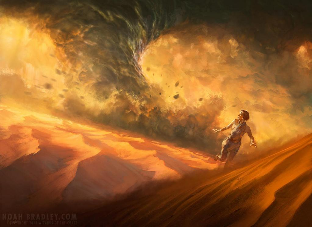 Desert-Twister-MtG-Art