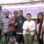 Creating awareness about Epilepsy at Ghion Hotel (2)