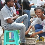 YEE Creating Awareness about Epilepsy - Shoe Shine (1)