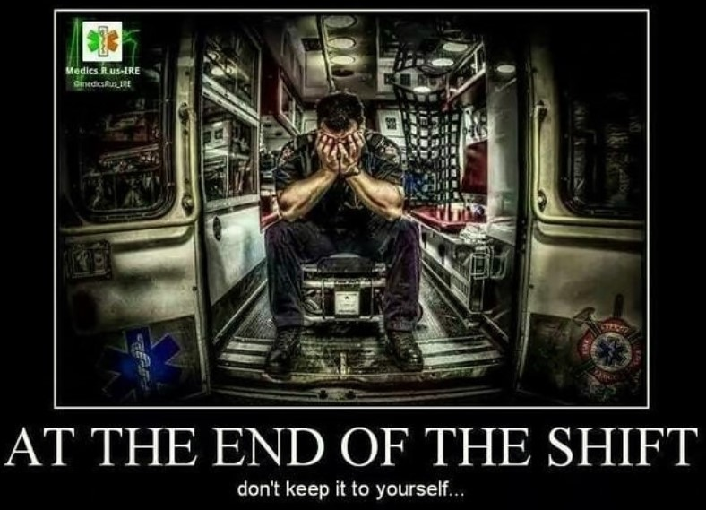 CARE paramedic