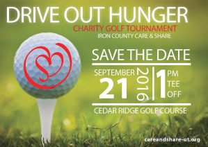 Drive Out Hunger Golf Tournament