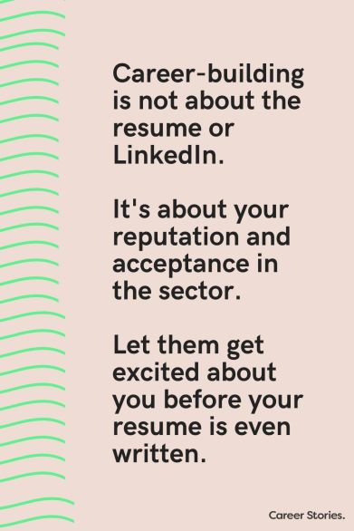 when to write a resume