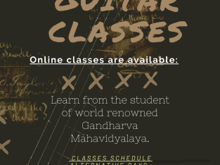 Acoustic Guitar Classes