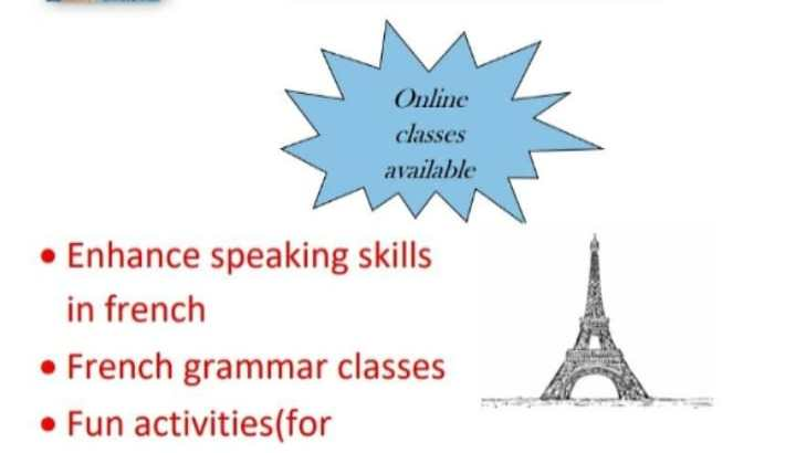 Online French Classes for Beginners