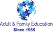 District 11 Adult and Family Education Logo