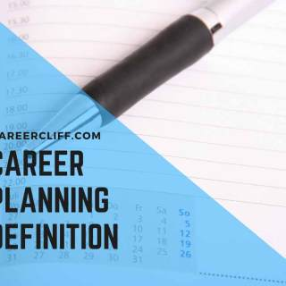 Career Planning Definition