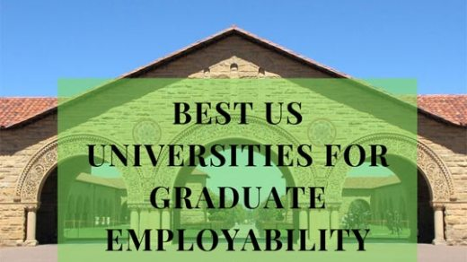 Best US Universities for Graduate Employability