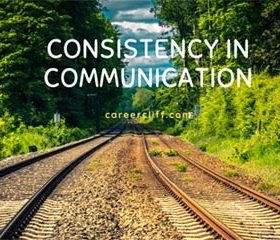Consistency-in-Communication