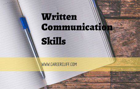 Written Communication Skills