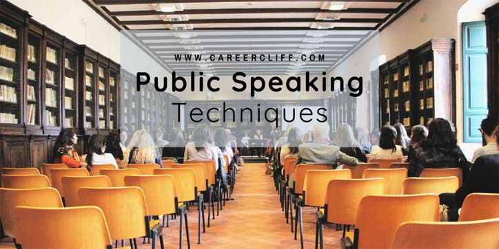Public Speaking Techniques that Anyone Can Grab Easily