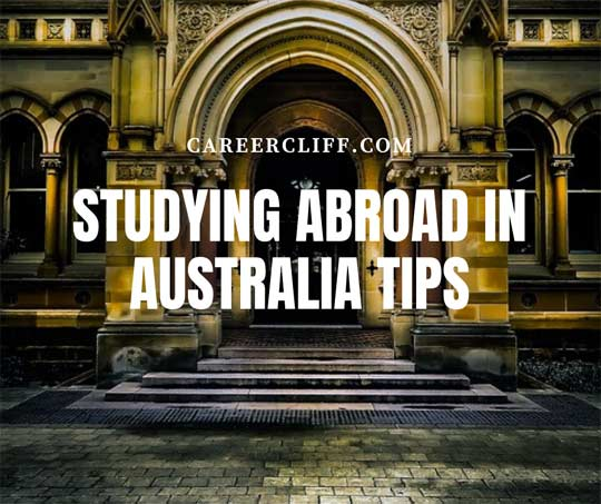 Studying Abroad in Australia – Useful Tips before you Visit