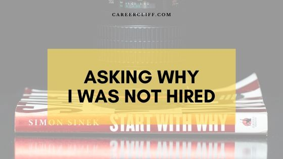 Asking Why I Was Not Hired – Sample Letter