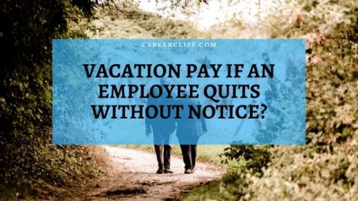 vacation accrual