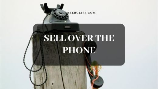 How to sell over the phone step by step