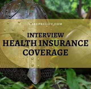 Company Health Insurance at a New Job