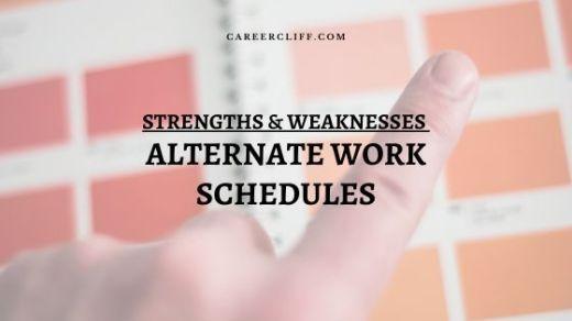 Alternative Work Schedules