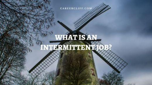 intermittent job