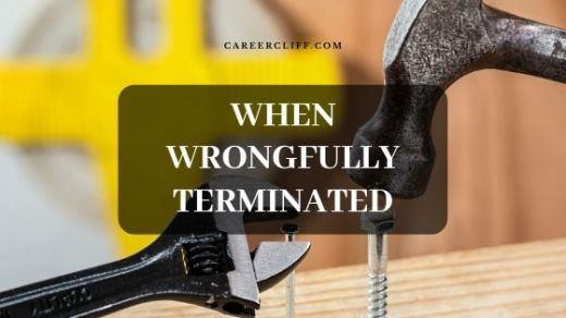 Wrongfully Terminated With a Contract