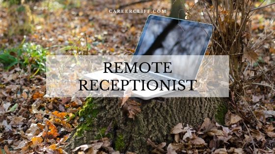 Remote Receptionist – What are the Job Details