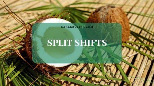 split shift meaning