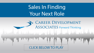 Sales In Finding Your Next Role