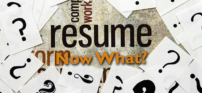 So You Noticed My Resume! Now What?