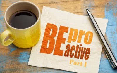 8 Ways to Be Proactive vs Reactive in Your Career, Part 1