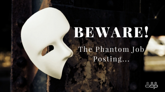 Beware The Phantom Job Posting