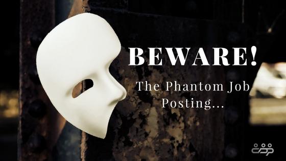 Beware The Phantom Job Posting