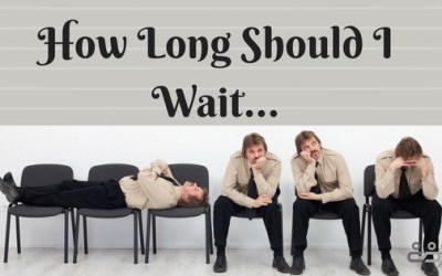 How long should I wait for a company to get back to me after an interview?