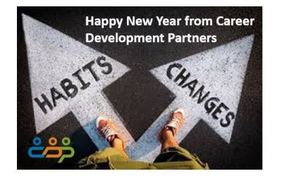 Happy New Year from Career Development Partners