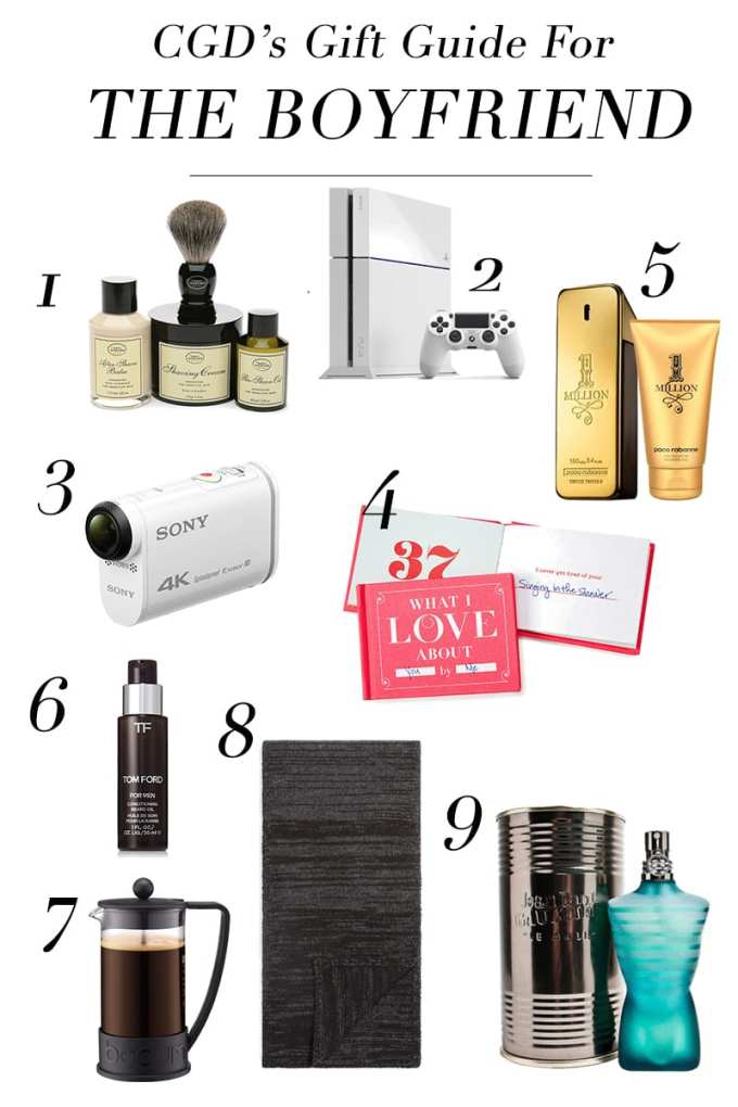 9 amazing gifts to get your boyfriend this christmas career girl daily - What Do I Get My Boyfriend For Christmas