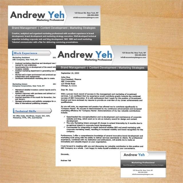 Unusual image inside printable portfolio template