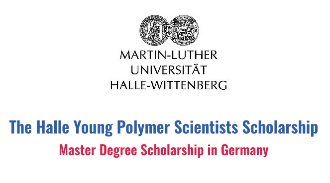 Halle Young Polymer Scientists Scholarships in Germany 2019
