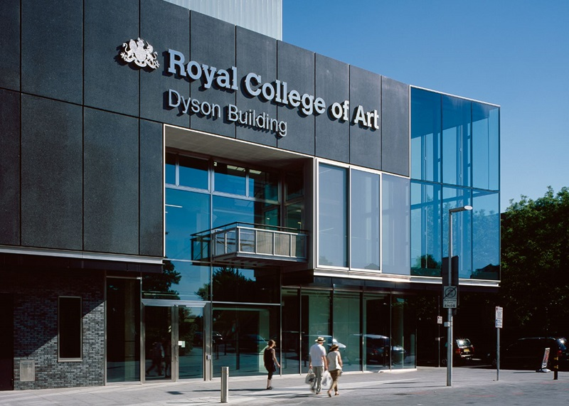 International Awards at Royal College of Art in UK 2020