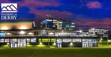 Regional High Achievers Scholarships at University of Derby in UK 2020