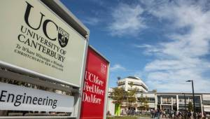 Owen Browning Scholarships at University of Canterbury in New Zealand 2021
