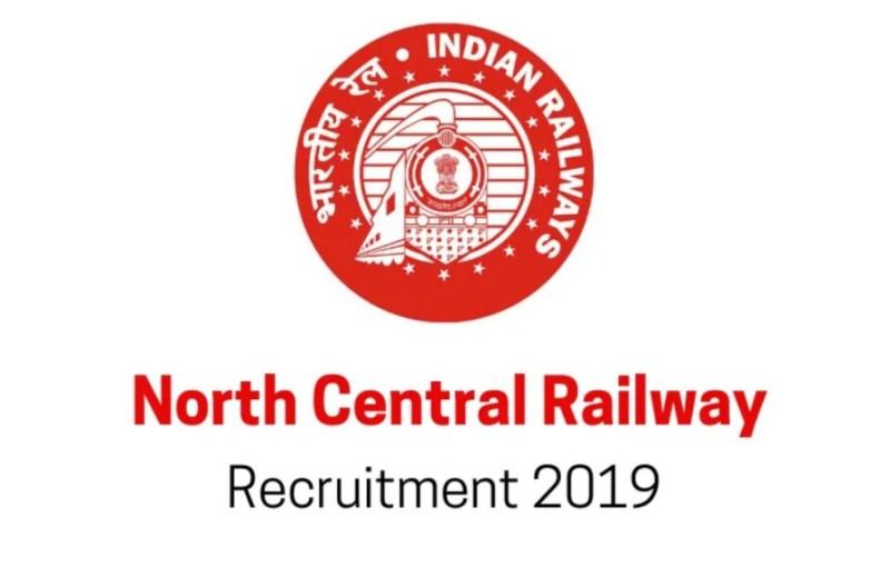 North Central Railway Vacancy 2019