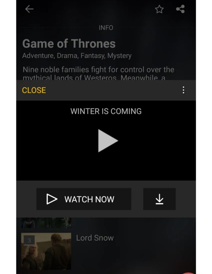 Showbox Apk 2019 features and details