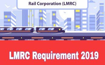 LMRCL Recruitment 2019