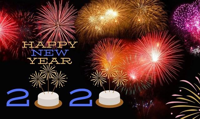 Happy New Year Wishes in Hindi 2020