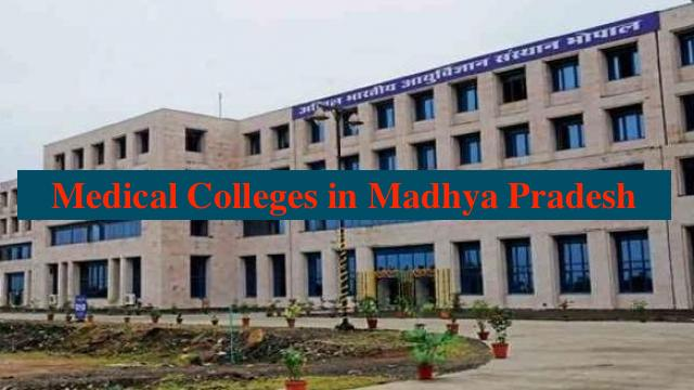 Medical Colleges in MP