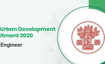 UDHD Bihar Recruitment 2020