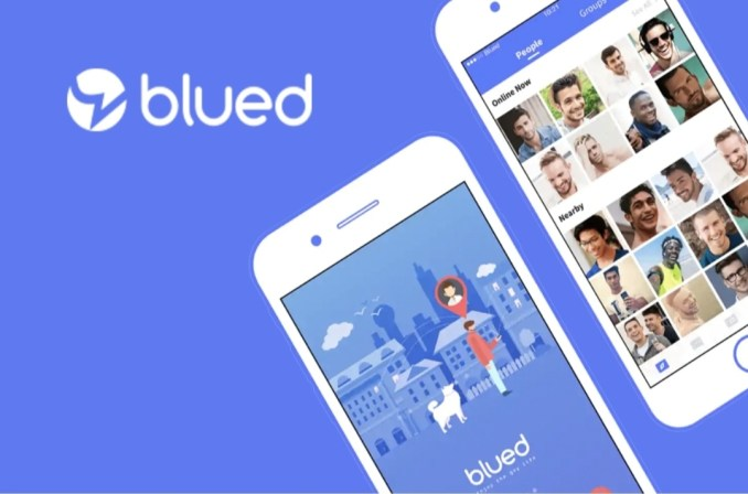 features of Blued Gay App
