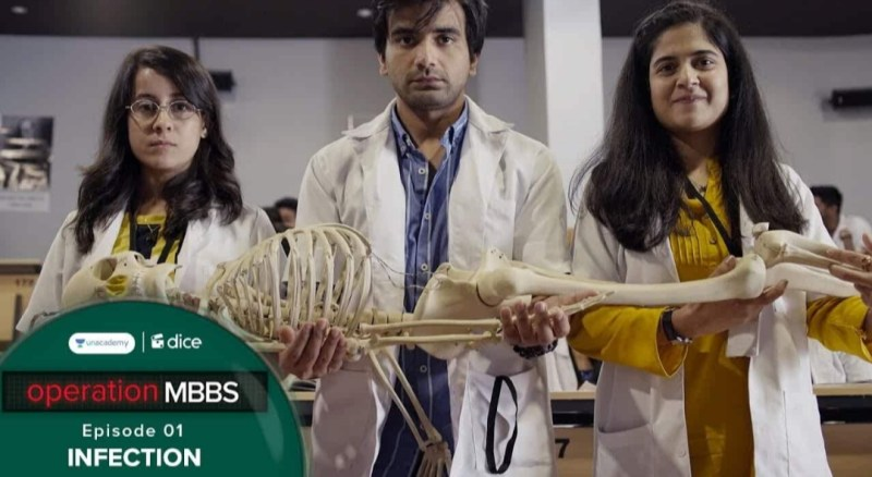 Operation MBBS web Series Story