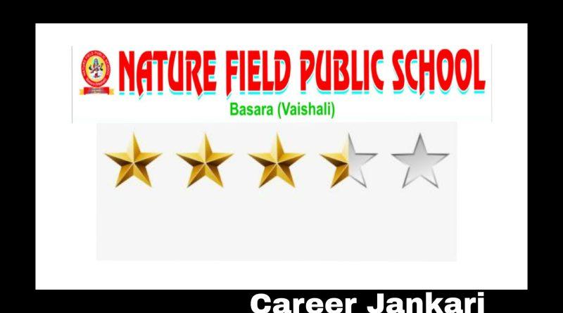 Nature field public school Basara