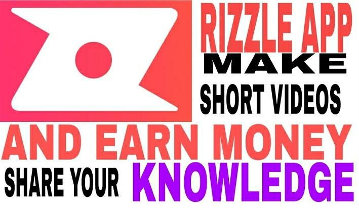 Rizzle app monetization