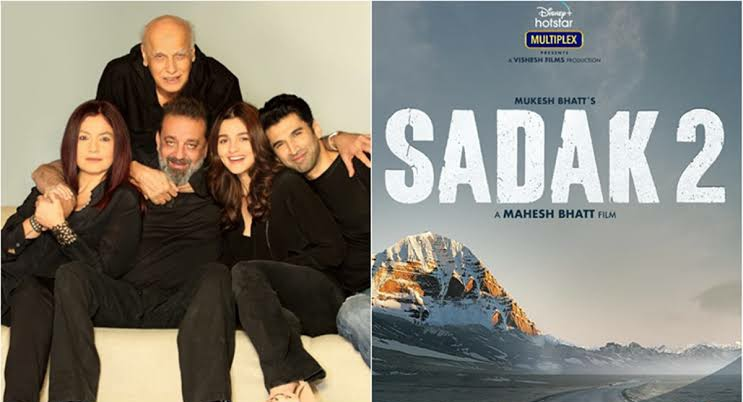 Sadak 2 Movie Download Filmyzilla
