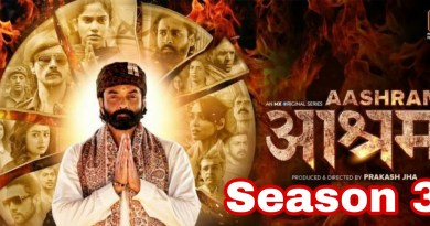 Aashram 3 Web Series Download Filmyzilla