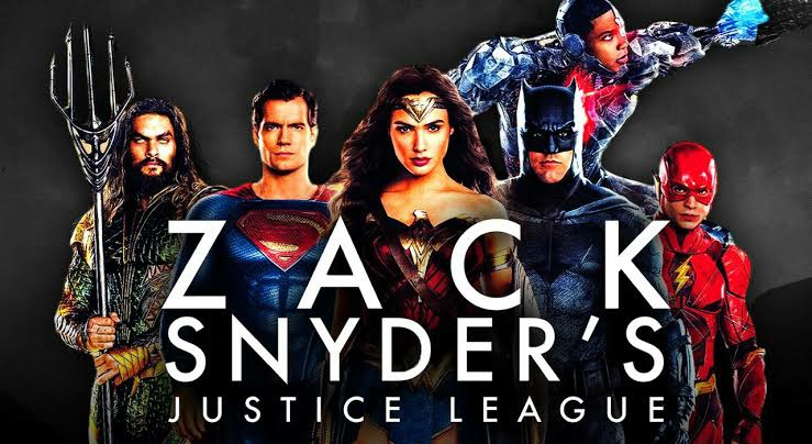Justice League Snyder Cut Download